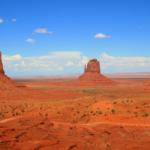 アリゾナ縦断女一人旅の10のステップのイメージ画像・モニュメントバレー